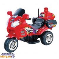 Трицикл аккумуляторный ( Детский транспорт, 1Toy )