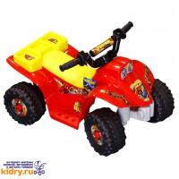 Квадроцикл детский аккумуляторный «Spider-Man» ( Детский транспорт, 1Toy )