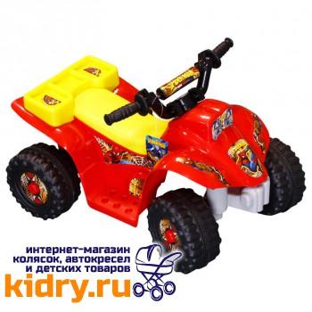 Квадроцикл детский аккумуляторный «Spider-Man»