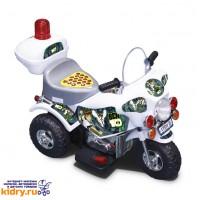 Мотоцикл детский аккумуляторный «Ben 10» ( Детский транспорт, 1Toy )