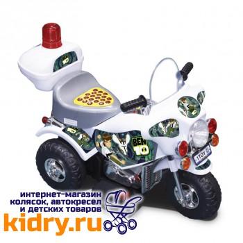 Мотоцикл детский аккумуляторный «Ben 10»