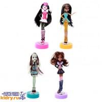 Кукла - ручка Monster High с подставкой в ассортименте ( Игрушки, Monster High )