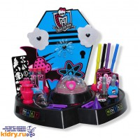 Набор Monster High - Студия маникюра ( Игрушки, Monster High )