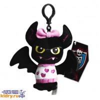 Брелок - Летучая мышь Граф Великолепный, Monster High, 10 см ( Игрушки, Monster High )