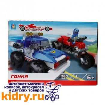 Конструктор Формула 1Toy - Гонка (260 деталей)