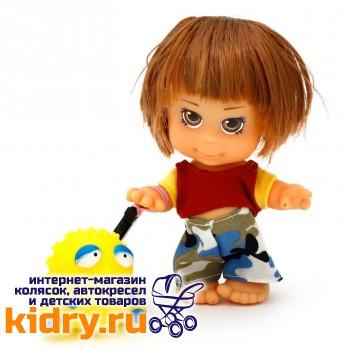 Кукла «Пупси» с игрушкой-брелочком (6 видов)