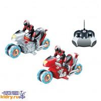 Мотоцикл на радиоуправлении «Драйв» (2 вида) ( Игрушки, 1Toy )