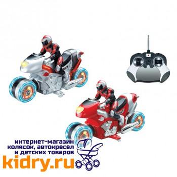 Мотоцикл на радиоуправлении «Драйв» (2 вида)