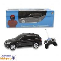 Машина на радиоуправлении BMW X5 1:24 ( Игрушки, 1Toy )