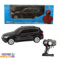 Машина на радиоуправлении BMW X5 1:18 ( Игрушки, 1Toy )