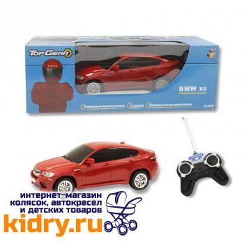 Машина на радиоуправлении BMW X6 1:24