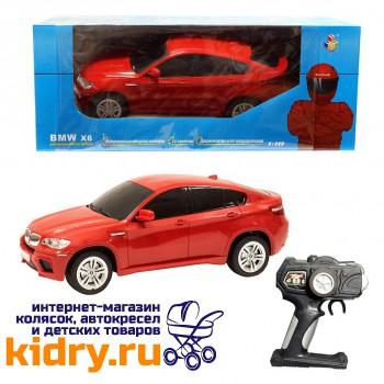 Машина на радиоуправлении BMW X6 1:18