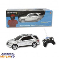 Машина на радиоуправлении Mercedes Benz M350 1:24 ( Игрушки, 1Toy )