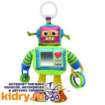 Погремушка-шуршалка Робот Расти Tomy Lamaze