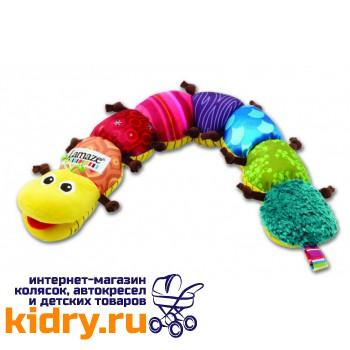 Мягкая игрушка Музыкальная гусеница Tomy Lamaze