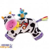 Tomy Lamaze музыкальная мягкая игрушка Музыкальная Коровка ( Игрушки, Развивающие игрушки, Игрушки TOMY