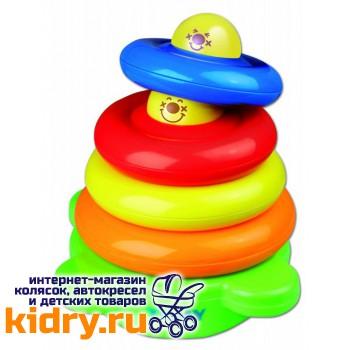 Пирамидка с шариками Tomy