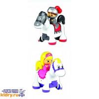 Игрушка интерактивная Принцесса-всадница и Рыцарь-всадник (на выбор) Tomy ( Игрушки, Развивающие игрушки, Игрушки TOMY