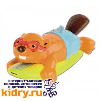 Игрушка для ванны Бобер-серфингист Tomy