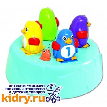 Игровой набор для ванны Островок Пингвинов-Прыгунов Tomy