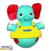 Интерактивная игрушка Слоник учится ходить Tomy ( Игрушки, Развивающие игрушки, Игрушки TOMY