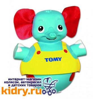 Интерактивная игрушка Слоник учится ходить Tomy
