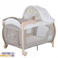 Кровать-манеж Happy Baby Lagoon