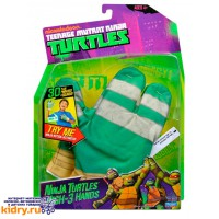 Перчатки Черепашки Ниндзя ( Игрушки, Turtles )