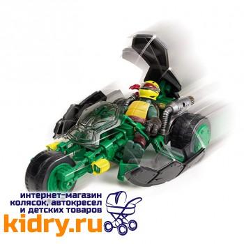 Трицикл Черепашки Ниндзя с фигуркой