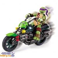Мотоцикл Черепашки Ниндзя (без фигурки) ( Игрушки, Turtles )