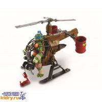 Вертолет Черепашки Ниндзя ( Игрушки, Turtles )