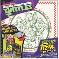 Игровой набор Анчоусная аллея ( Игрушки, Turtles )