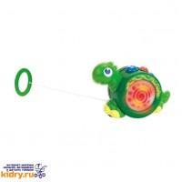 Игрушка-каталка на шнурке (динозаврик) ( Игрушки, Hap-p-Kid )