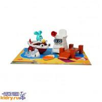 Бани - игровой набор Спасатель ( Игрушки, Ouaps )