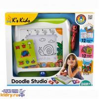 Доска для рисования с обучающими карточками ( Игрушки, K'S Kids )