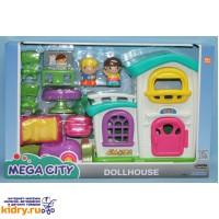 Игровой набор Кукольный дом ( Игрушки, Keenway )