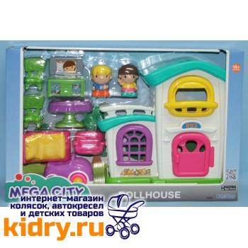 Игровой набор Кукольный дом