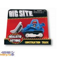 CONSTRUCTION - трактор с ковшом ( Игрушки, Keenway )