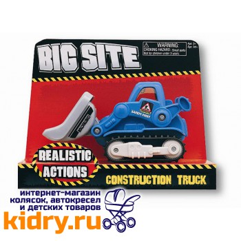 CONSTRUCTION - трактор с ковшом