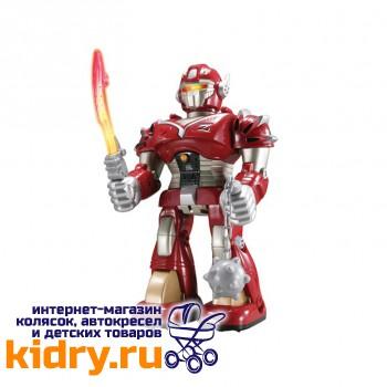 Робот-воин (красный)