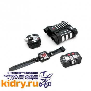 Игровой набор со световыми и звуковыми эффектами Универсальный набор шпиона