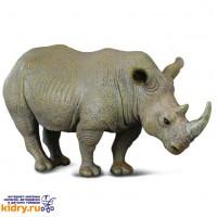 Белый носорог, L (13 см) ( Игрушки, Gulliver )