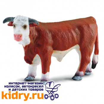 Херефордский бык, L
