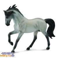 Андалузский жеребец, серый, XL ( Игрушки, Gulliver )
