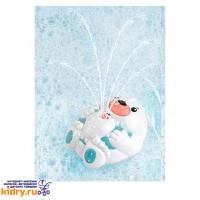 Игрушка для ванной (полярный мишка) ( Игрушки, Hap-p-Kid )