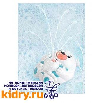 Игрушка для ванной (полярный мишка)