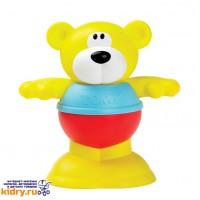 Игрушка д/ванны Медведь ( Игрушки, TOMY )