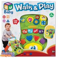 Гуляй и Играй (развивающая игрушка со звуковым эффектом) ( Игрушки, Keenway )