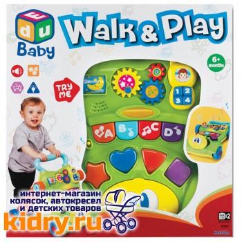 Гуляй и Играй (развивающая игрушка со звуковым эффектом)