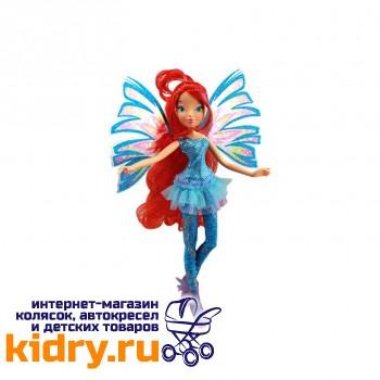 Кукла WINX CLUB Сиреникс-3. Магия цвета., Блум